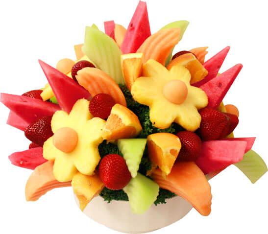 Fruit bouquet for special events Fruit bouquet